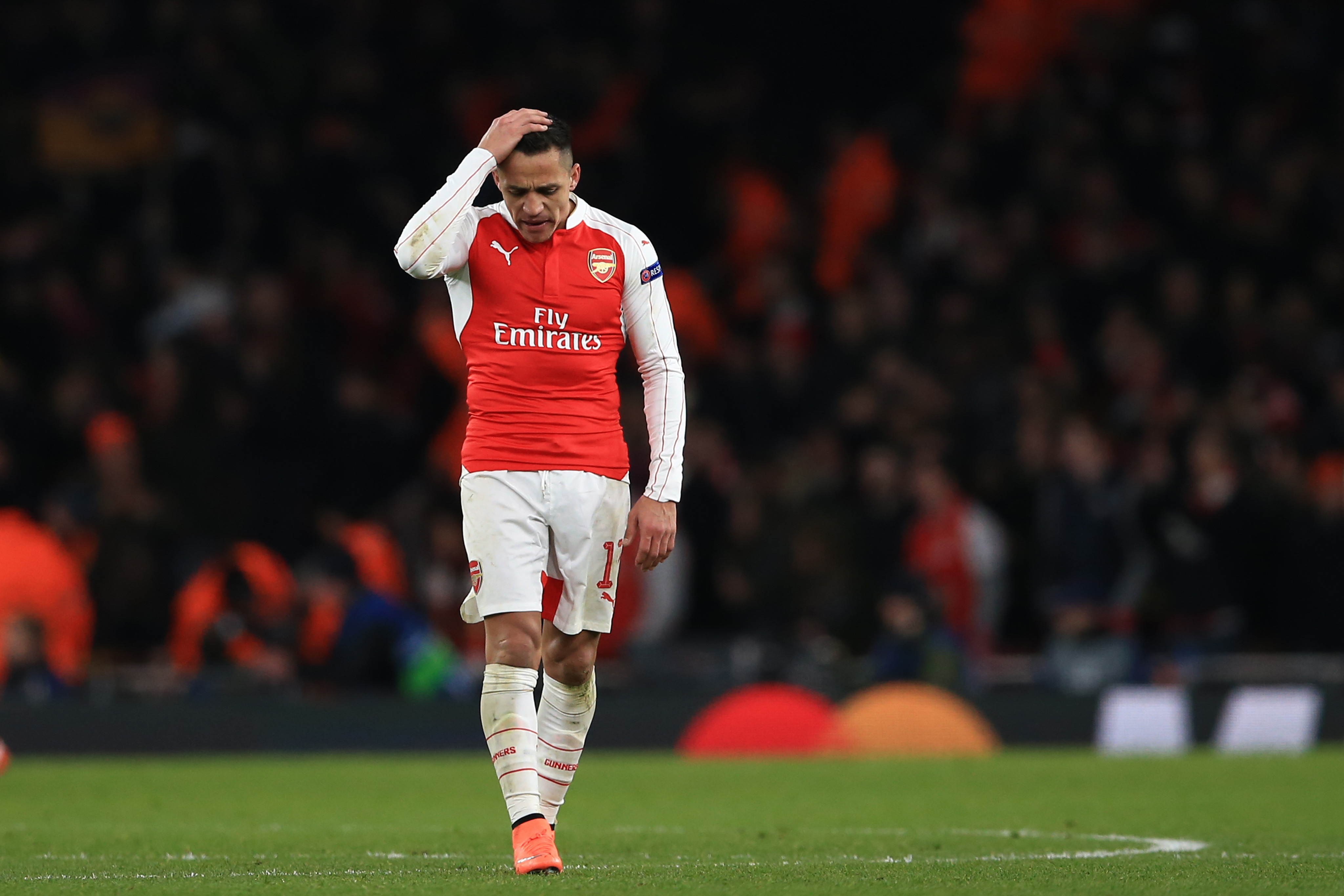 Sanchez has two options left as Bayern seemingly snub Arsenal star