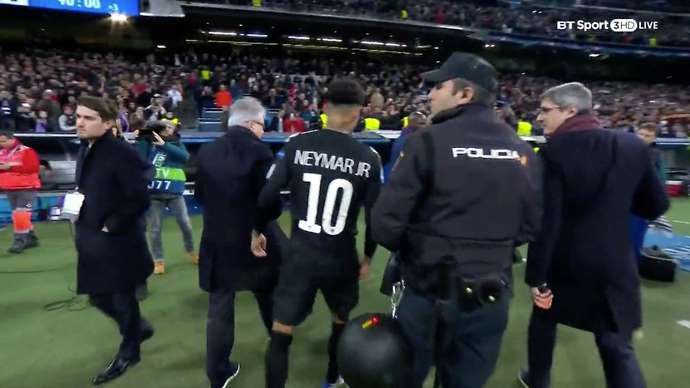 PSG Bounce Back With Win Over Strasbourg