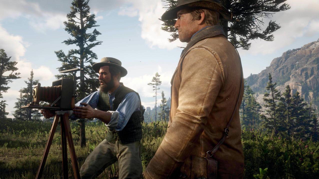Red Dead Or Real? The Detailed Horse Picture Confusing Reddit