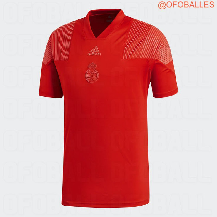 033f32a1cb2 Real Madrid s  Tango  Kit For The 2018 19 Season Is Really ...
