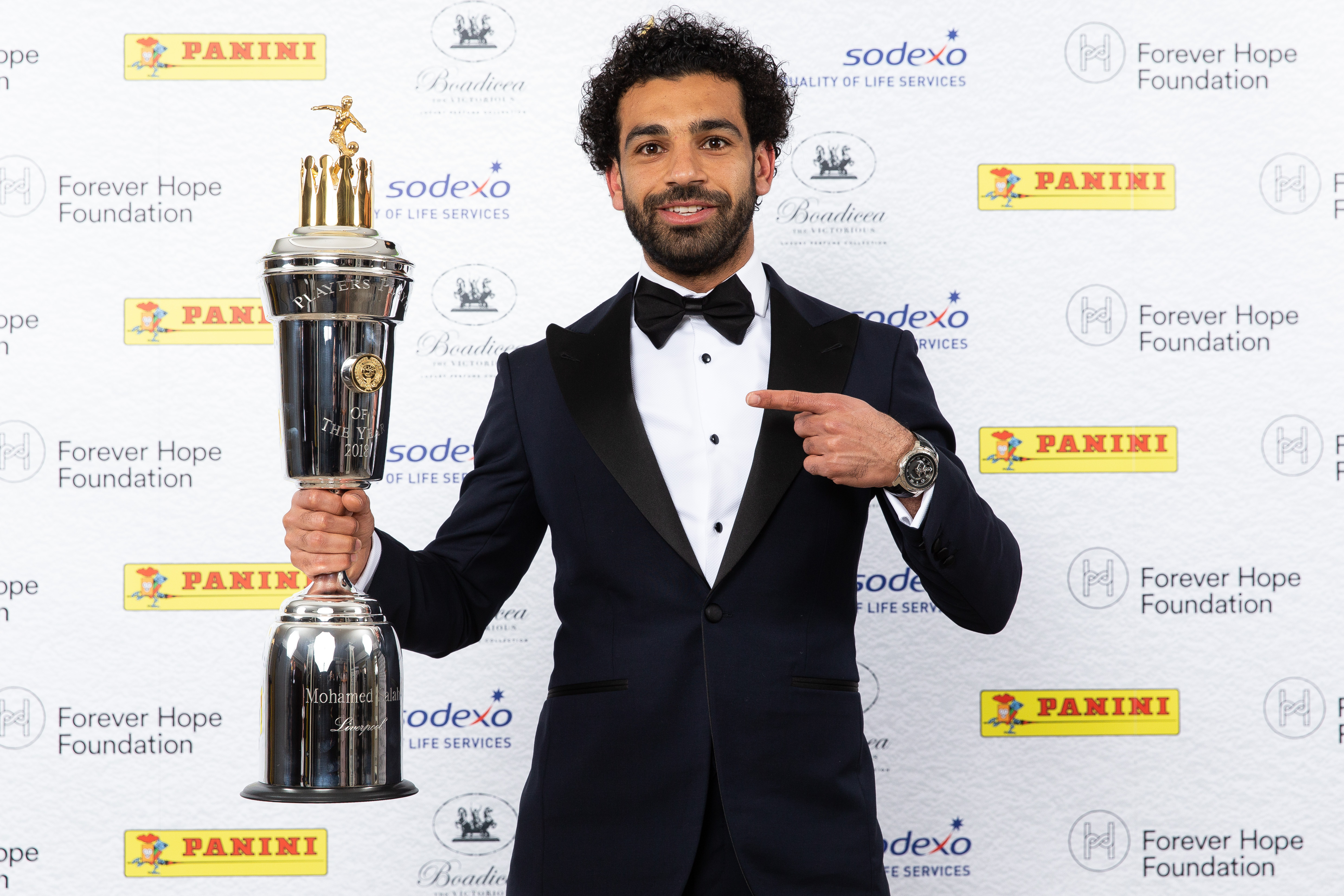I Can Handle The Pressure - Mohamed Salah