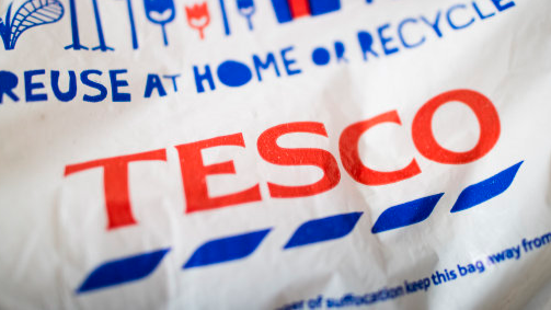 Tesco Have Made A Huge Announcement About The Future Of The 5p Carrier Bag