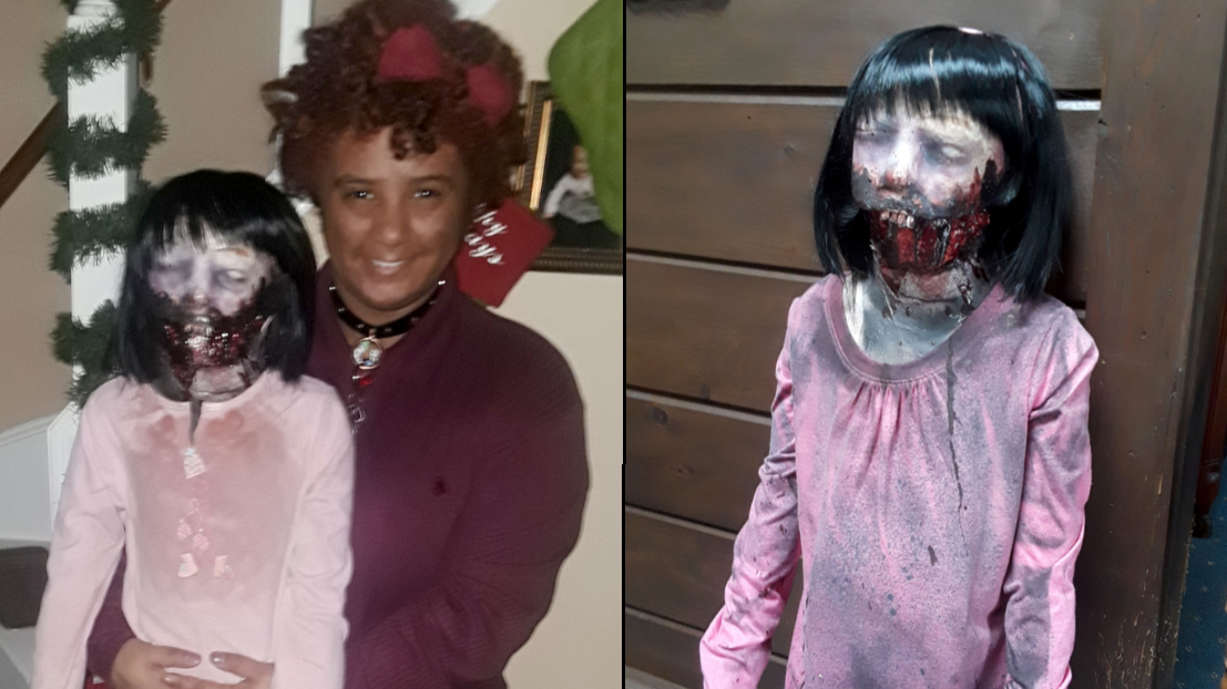 Teen Says She's Set To 'Marry' A Zombie Doll She's Fallen In Love With