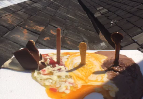 Last Lolly Standing. Which Lolly Will Be The Last To Melt?