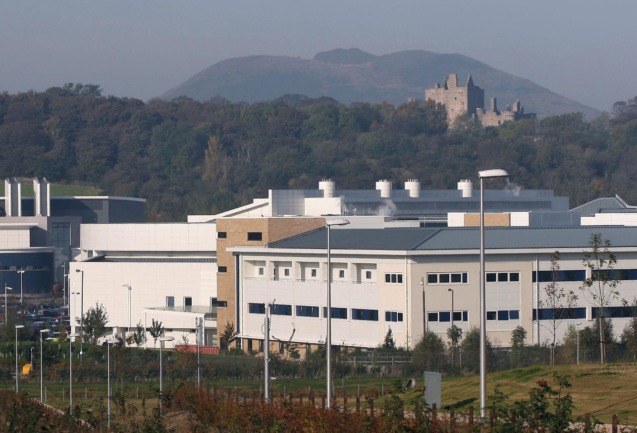 Edinburgh Royal Infirmary. Credit: PA