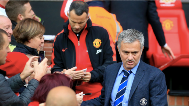"Jose Mourinho Reportedly Refused To Work With Ryan Giggs ""Because Of Affair With Brother's Wife"""