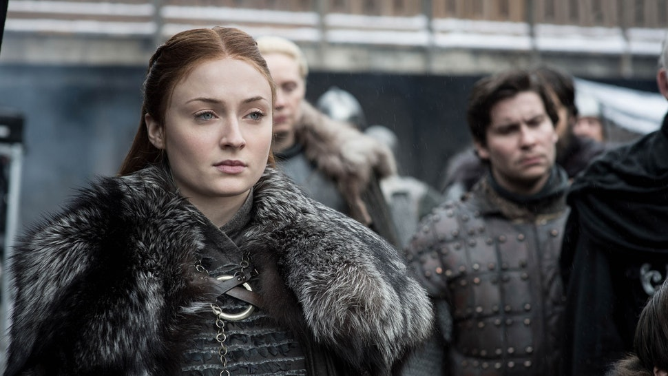 How Sophie Turner Feels About Sansa Stark's Game Of Thrones Ending