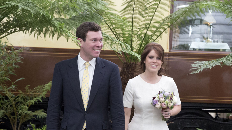 Princess Eugenie announces date for royal wedding