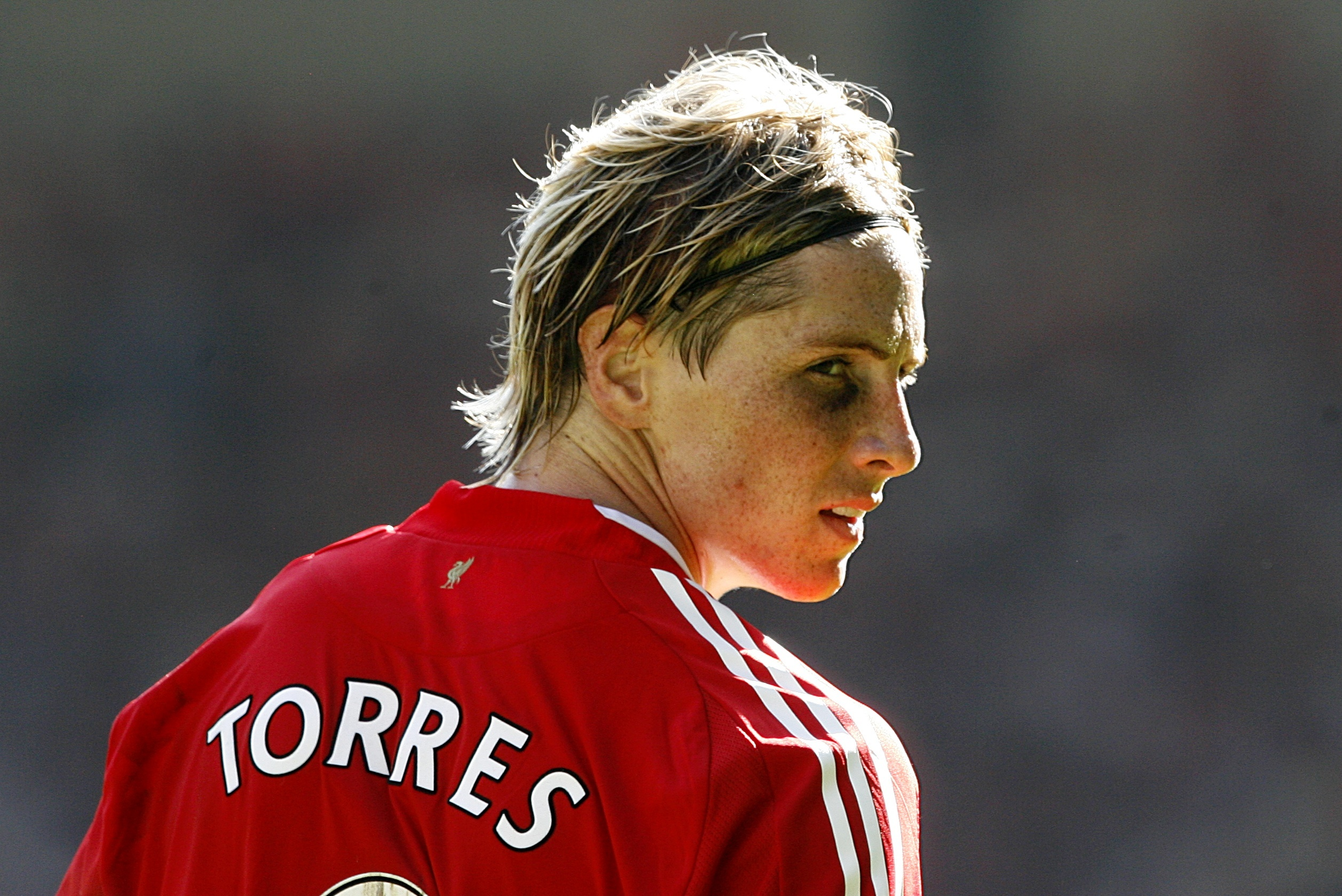 Ex-Liverpool and Chelsea striker Torres plays his final game