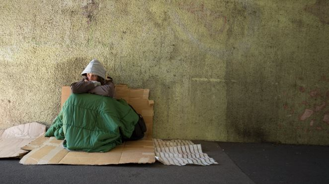 ​Sixteen Thousand Young People Set To Wake Up Homeless This Christmas Day In The UK