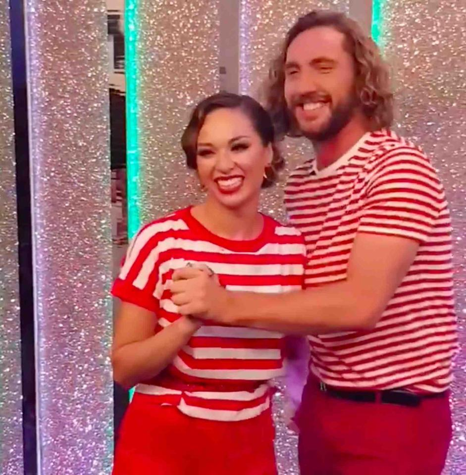 Strictly Come Dancing: Katya Jones and Neil separated again