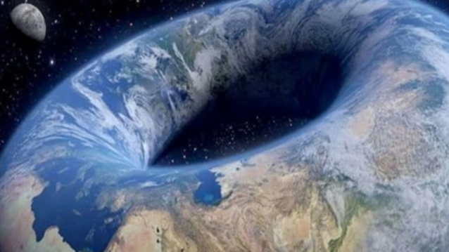 Flat Earthers Have A New Theory - Introducing, Doughnut Earth
