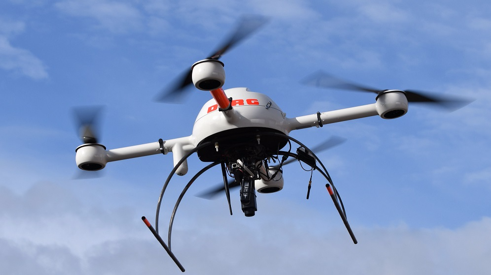 Plane In Near Miss After Drone Collision In Canada