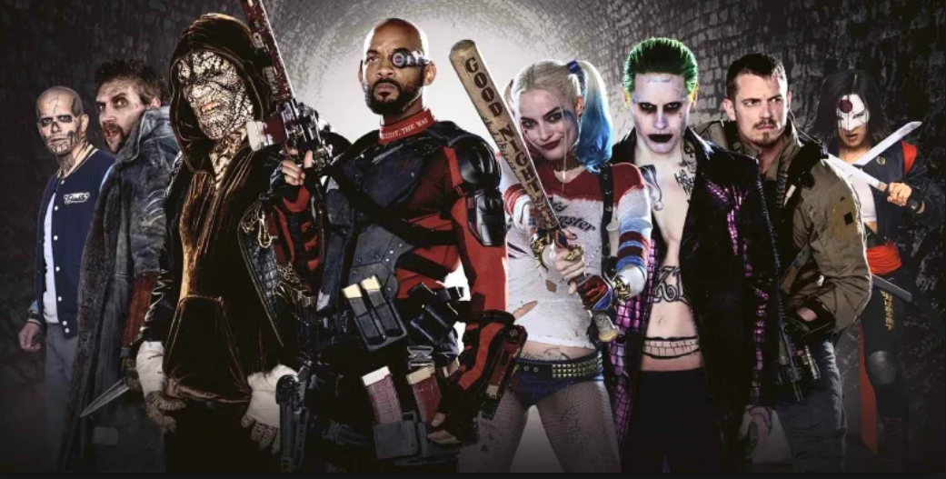 Suicide Squad did well in the box office, despite not being very good. Credit: Warner Bros. Pictures