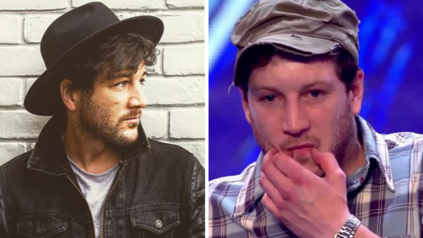 X Factor Winner Matt Cardle Opens Up On His Past Struggles With Addiction