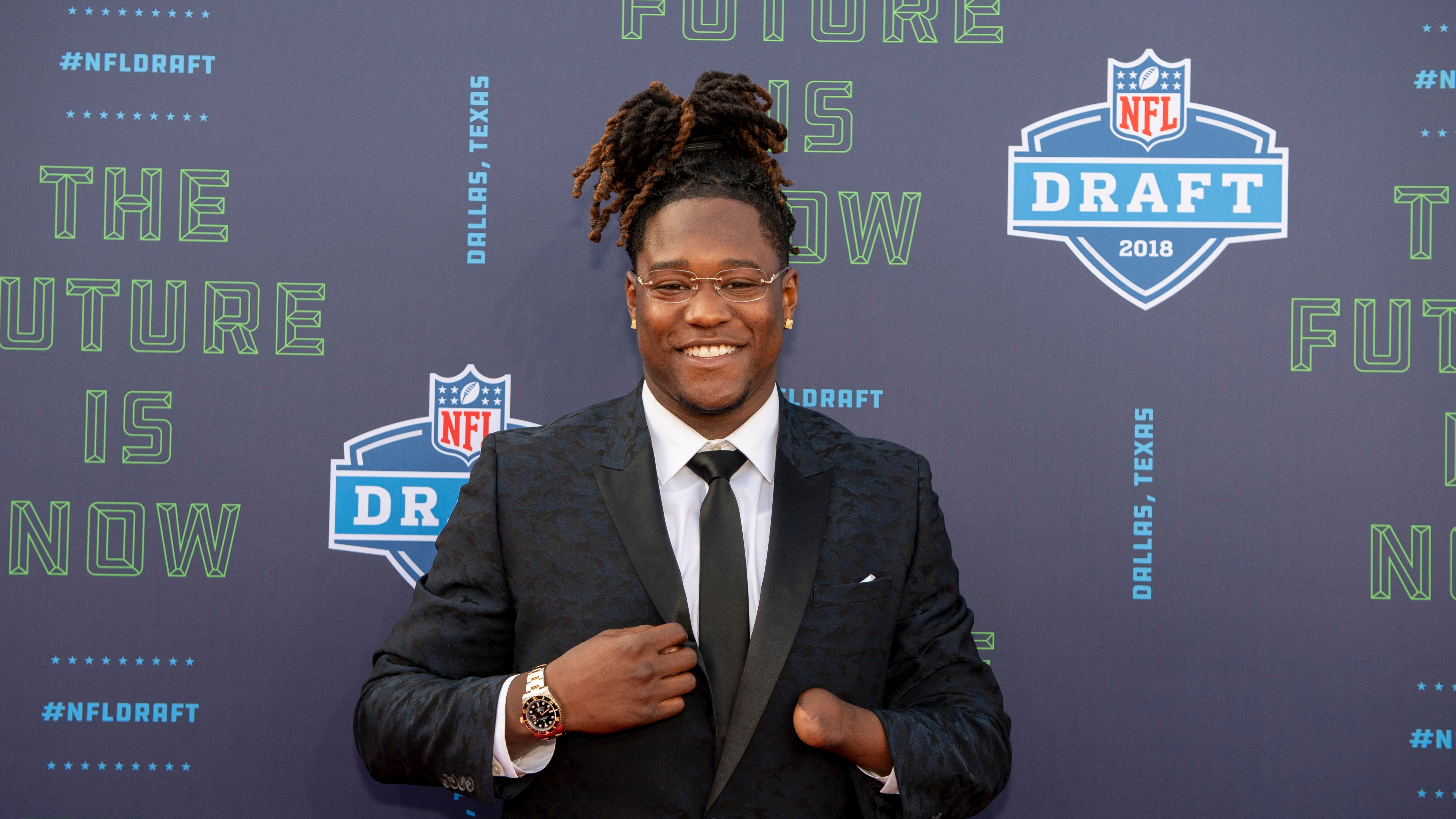 Shaquem Griffin To Start Seattle Seahawks' NFL Opener 19 Years After Having Hand Amputated