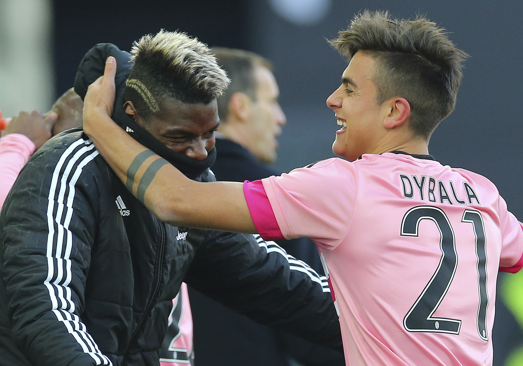 meet 08050 77e69 Paulo Dybala Claims To Know Where Paul Pogba Will Be Next ...