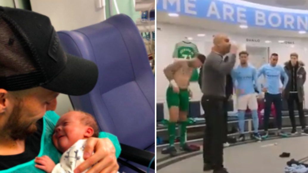 Pep Guardiola's Heartwarming Team Talk For David Silva During Emotional Period