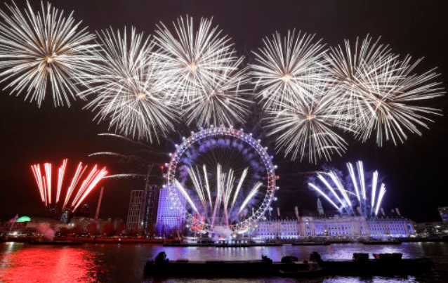 Fireworks to send 'message of support' to European Union citizens