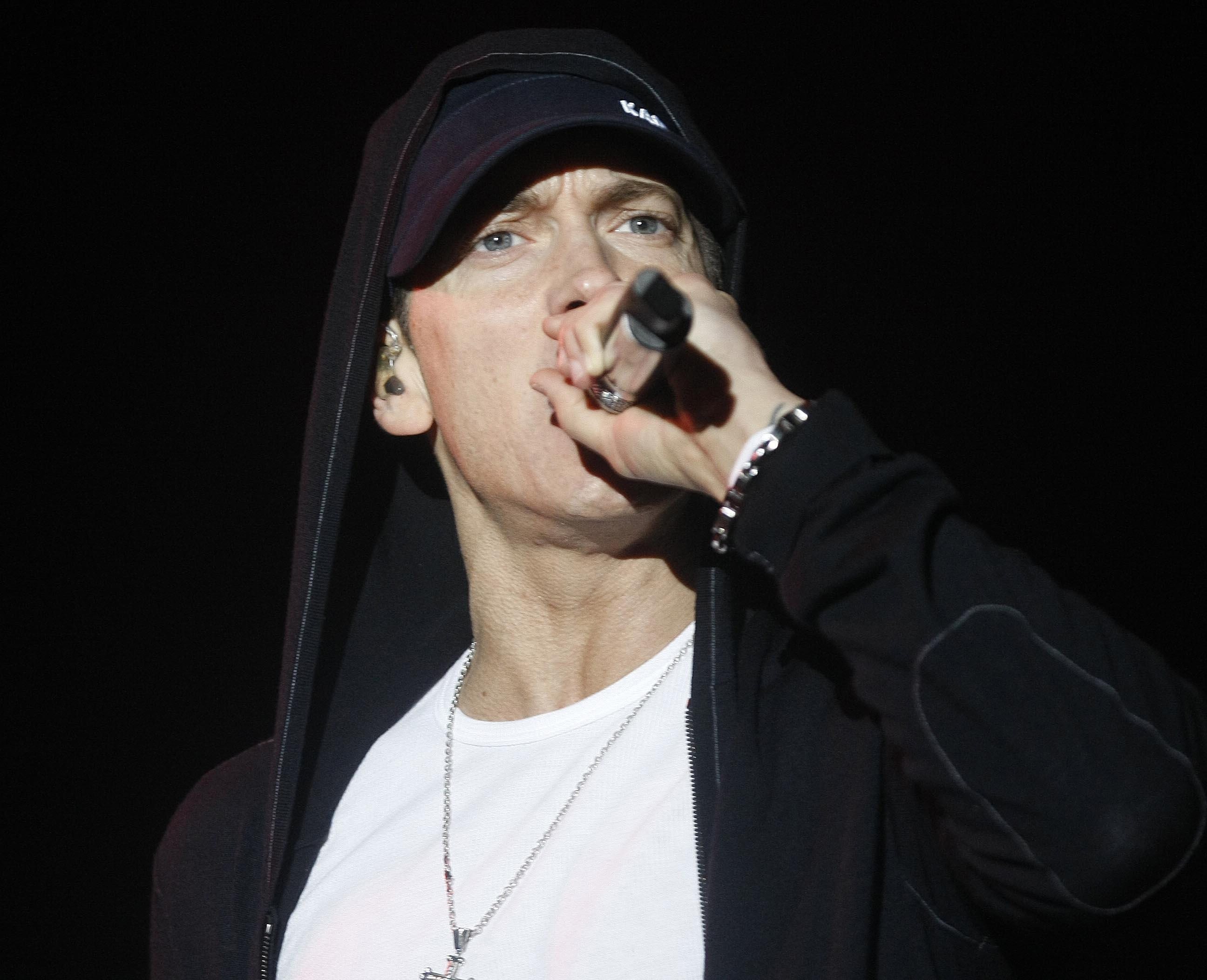 Eminem's Daughter Hailie Scott Mathers: My Dad and I 'Are Very Close'