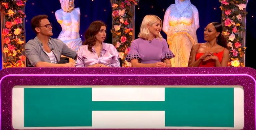 Stacey Solomon looks worried. Credit: ITV2