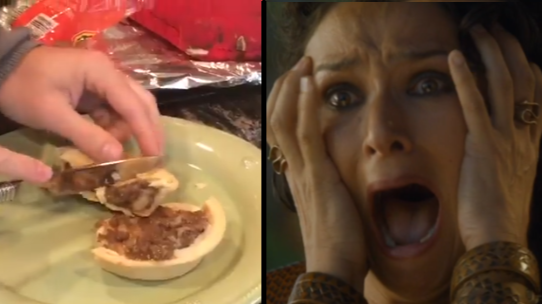 ESPN Reporter Absolutely Roasted For Sickening Method Of Tackling Aussie Meat Pie