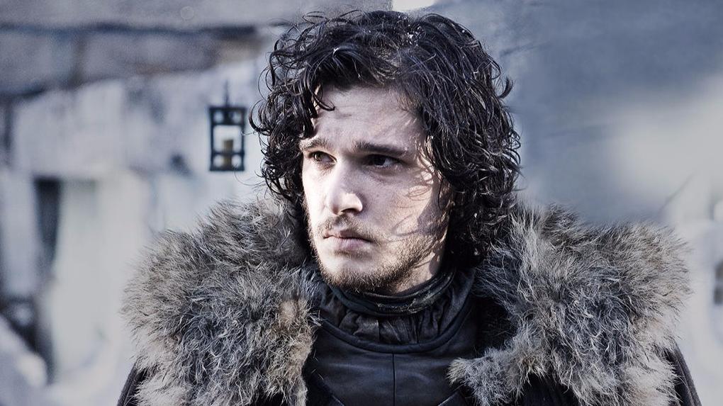 Kit Harington as Jon Snow in Game of Thrones. Credit: HBO