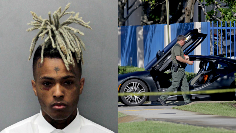 XXXTentacion's Death Could Have Been The Result Of A 'Random Robbery'
