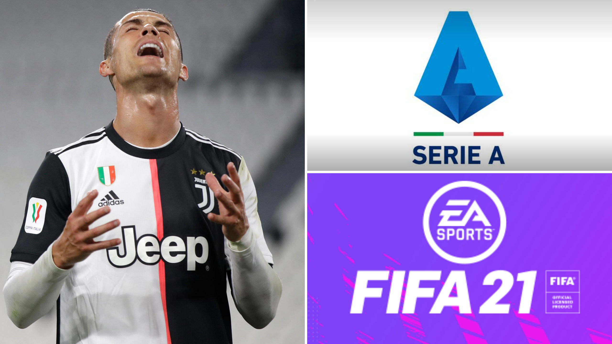 Another Serie A Team Will Be Missing From Fifa 21 Alongside Juventus Sportbible