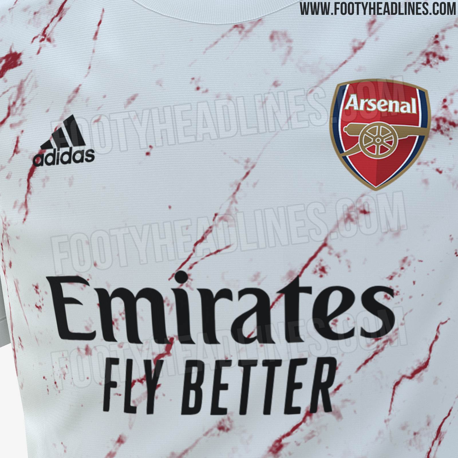 Arsenal S New Away Kit For Next Season Has Been Leaked And Fans Are Saying The Exact Same Thing Sportbible
