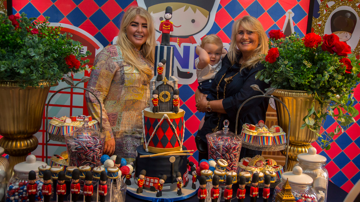 Grandmother Spends £16,000 On Her Grandson's First Birthday Party