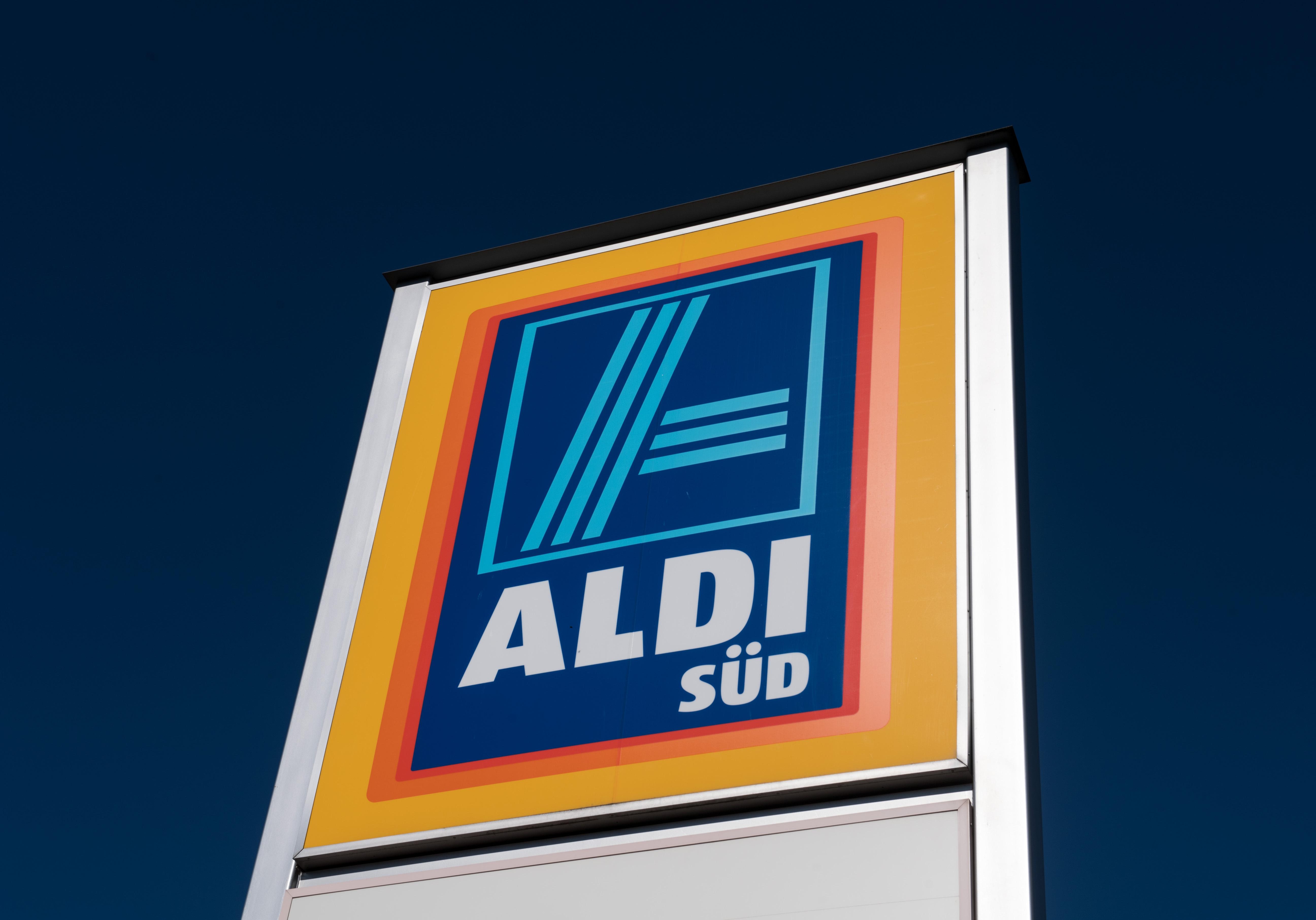 Aldi Supermarket store