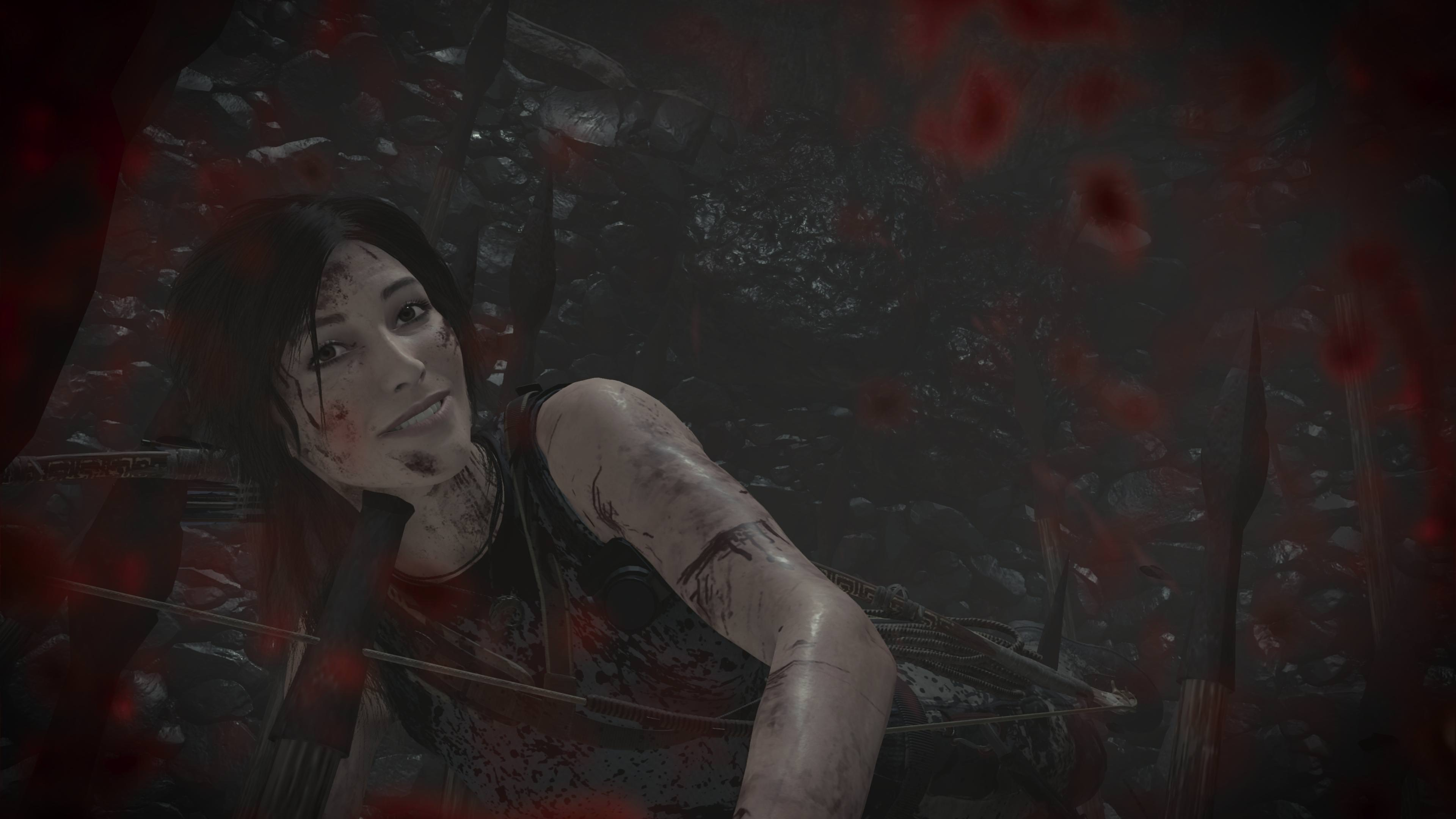 Die laughing during your free 'Shadow of the Tomb Raider' trial. Credit: Square Enix
