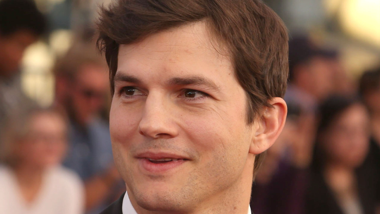Ashton Kutcher Fasted In The Woods For A Week After Divorce From Demi Moore
