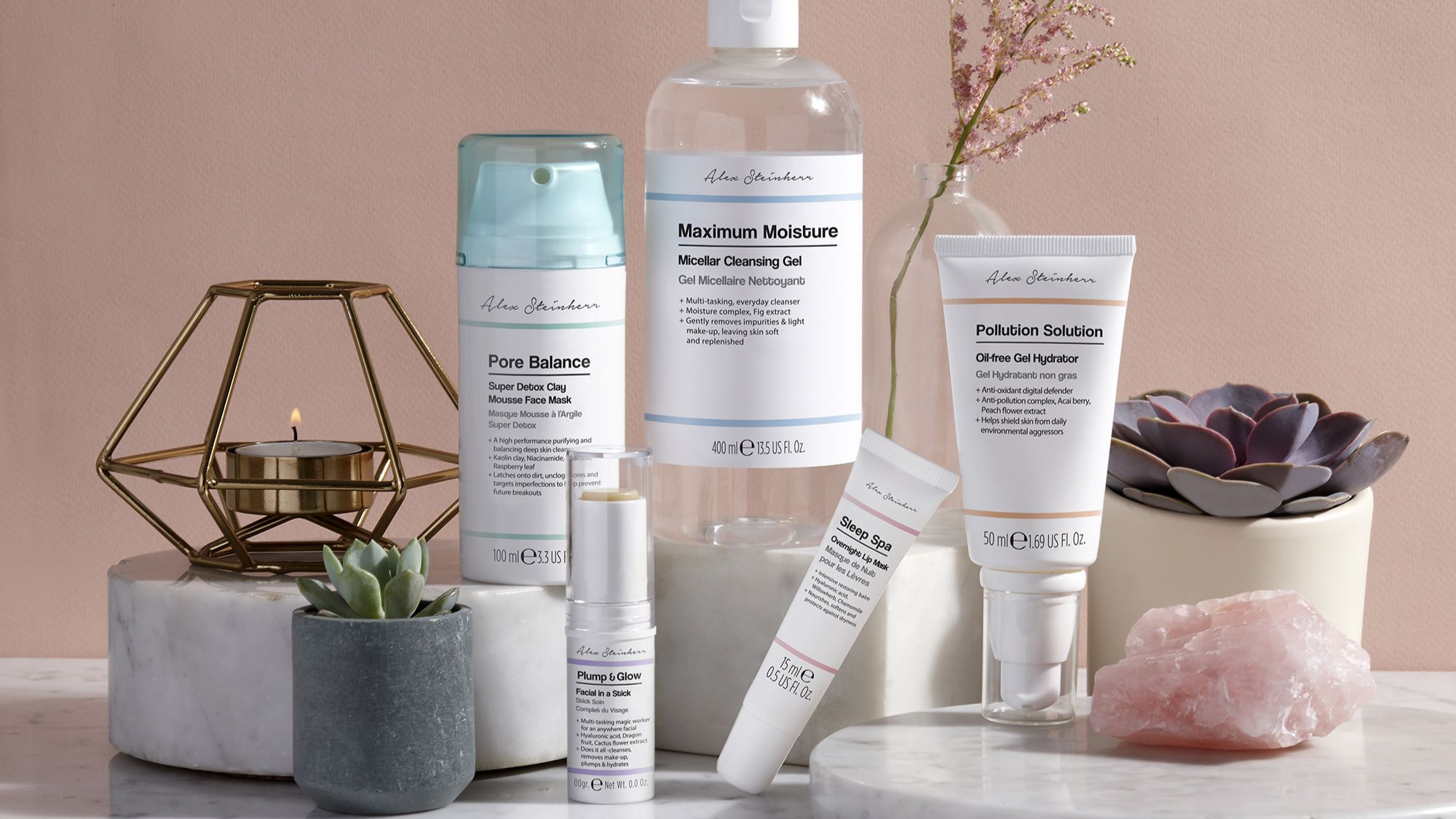 Primark Launches Affordable Skincare Collection With Beauty Guru Alexandra Steinherr