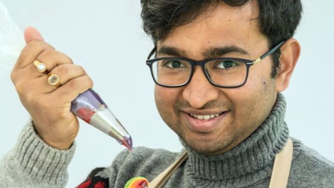Twitter Has Fallen In Love With GBBO's Rahul For The Most British Reason