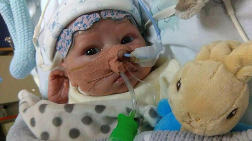 Eight-Week-Old Baby Gets Heart Transplant Just In Time For Christmas