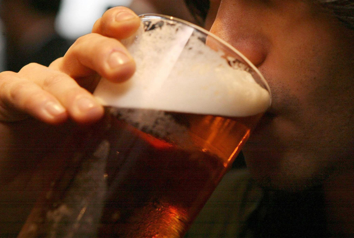Unsurprisingly, the more you drink, the worse you'll feel. Credit: PA