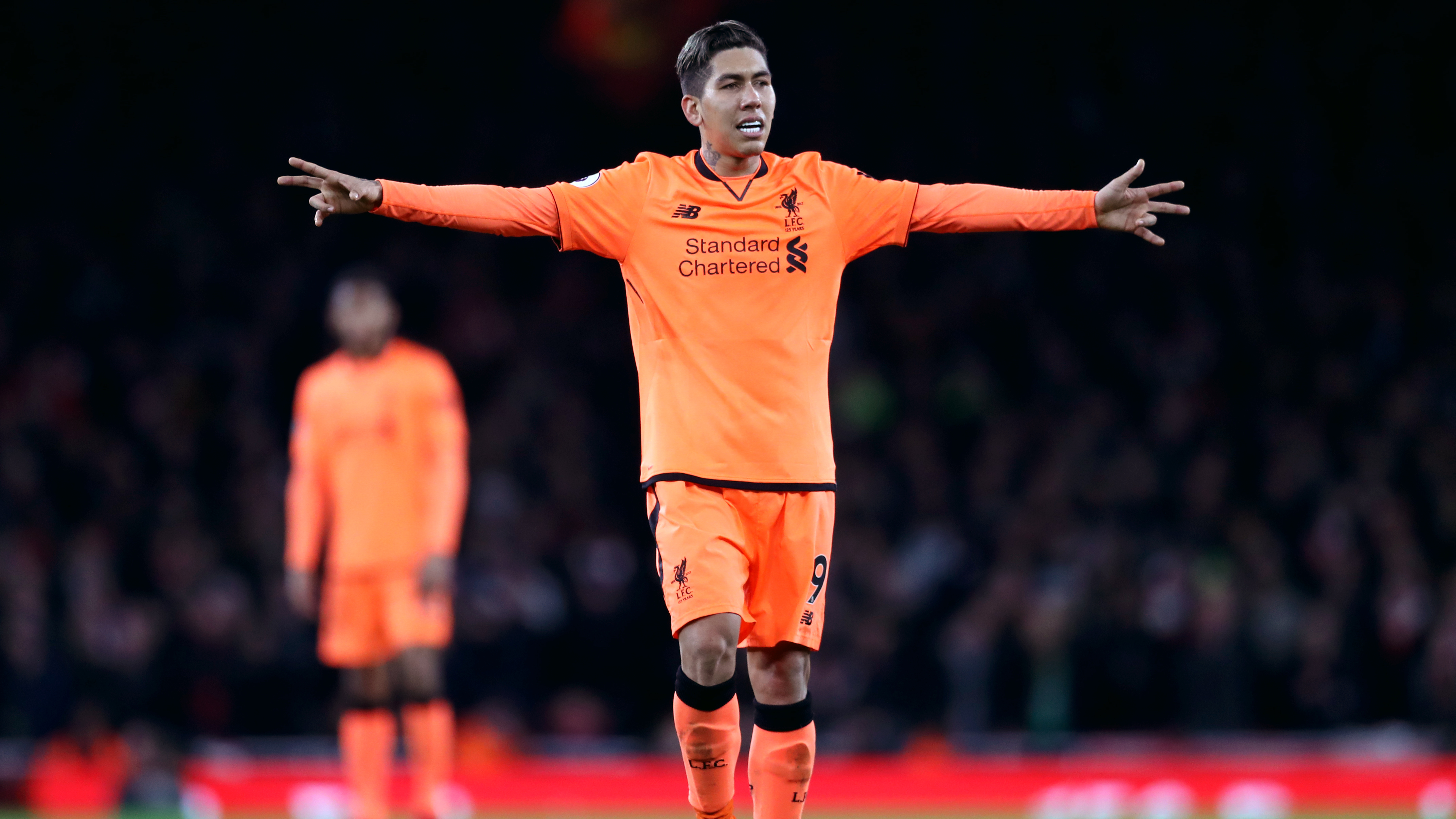 Roberto Firmino Bagged An Insane Amount Of Money For Goal And Assist Yesterday