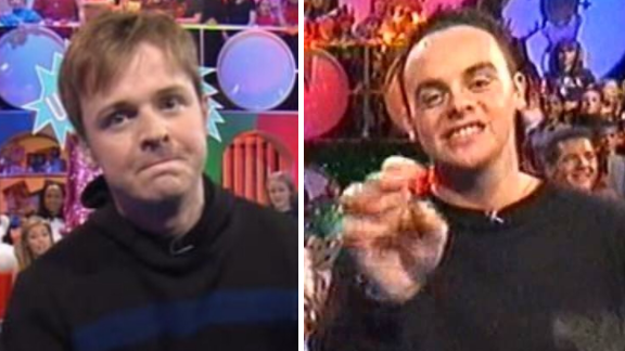 Throwback To When Declan Donnelly Completely Lost It On Wonky Donkey