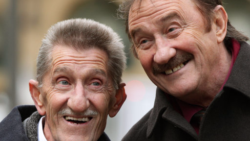The Chuckle Brothers Launched 'ChuckleVision' 30 Years Ago Today
