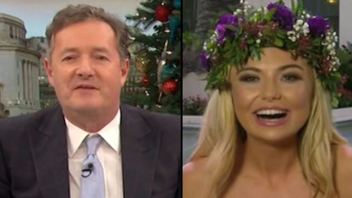 Winner of '​I'm A Celebrity' Toff Has Already Been Offered A Job On 'Good Morning Britain'