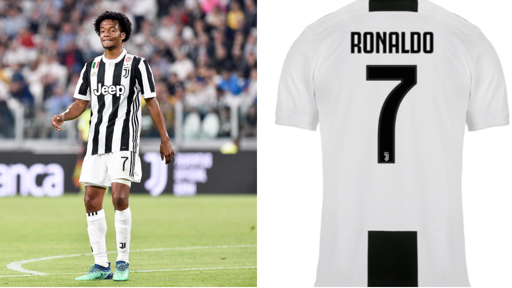 54b0101342a Why Juventus Fans Want Juan Cuadrado To Take On No.49 As His New Shirt