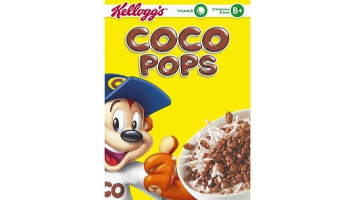 Kellogg's Have Made The Coco Pops Recipe Healthier