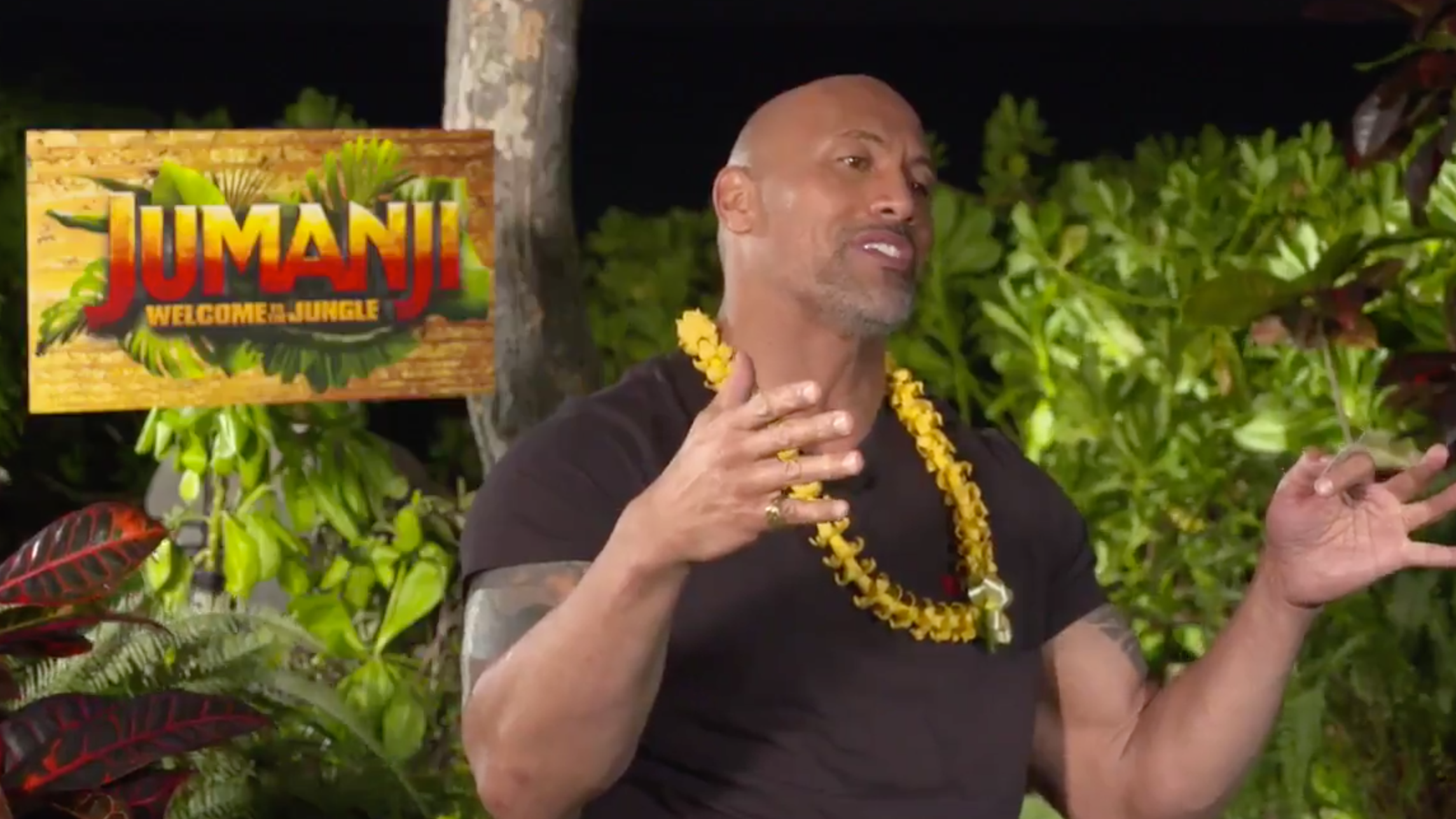 The Rock's Childhood Story About Hulk Hogan Is Awesome
