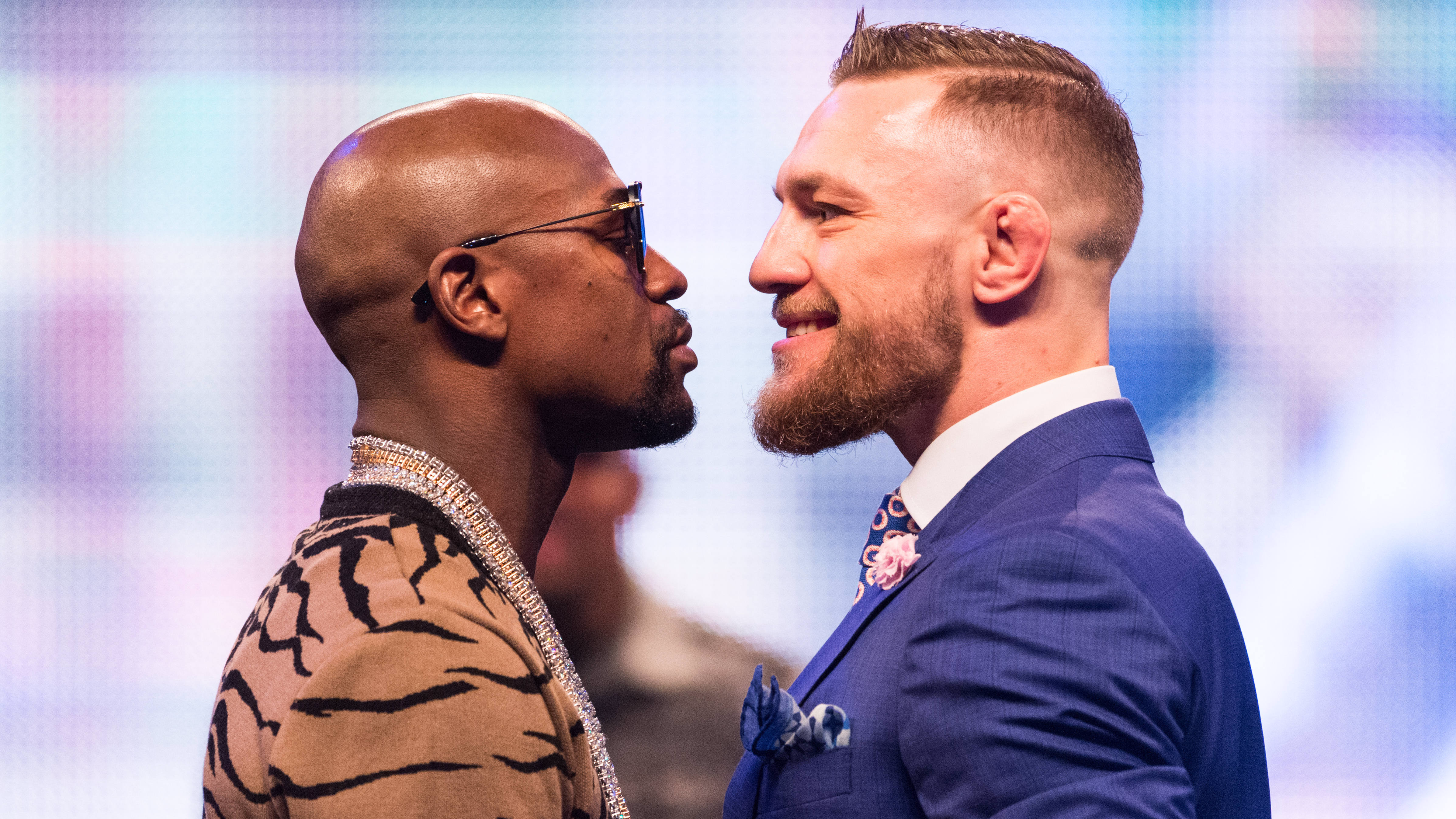 Conor McGregor's Insane Bet For His Fight With Floyd Mayweather