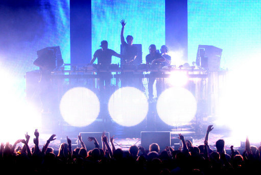 DJ super group Swedish House Mafia reunite