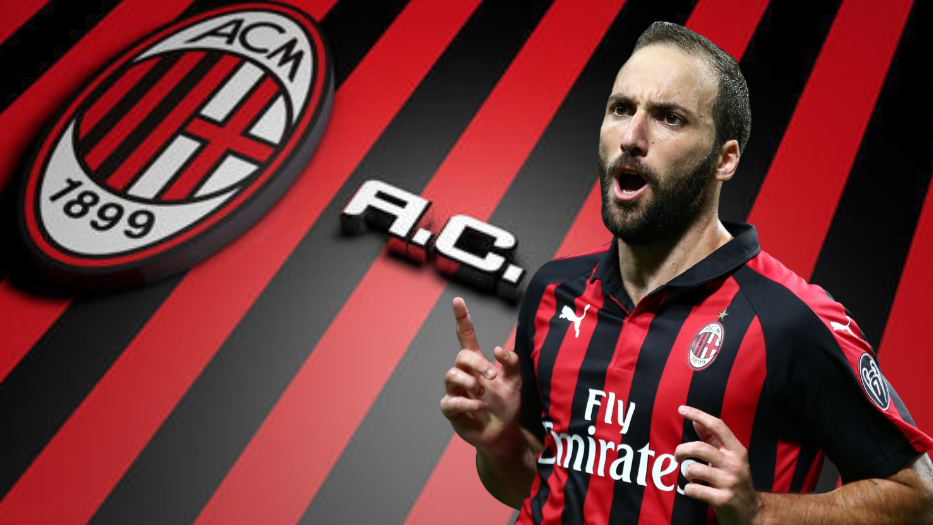 Gonzalo Higuain On The Verge Of Completing Transfer To Premier League