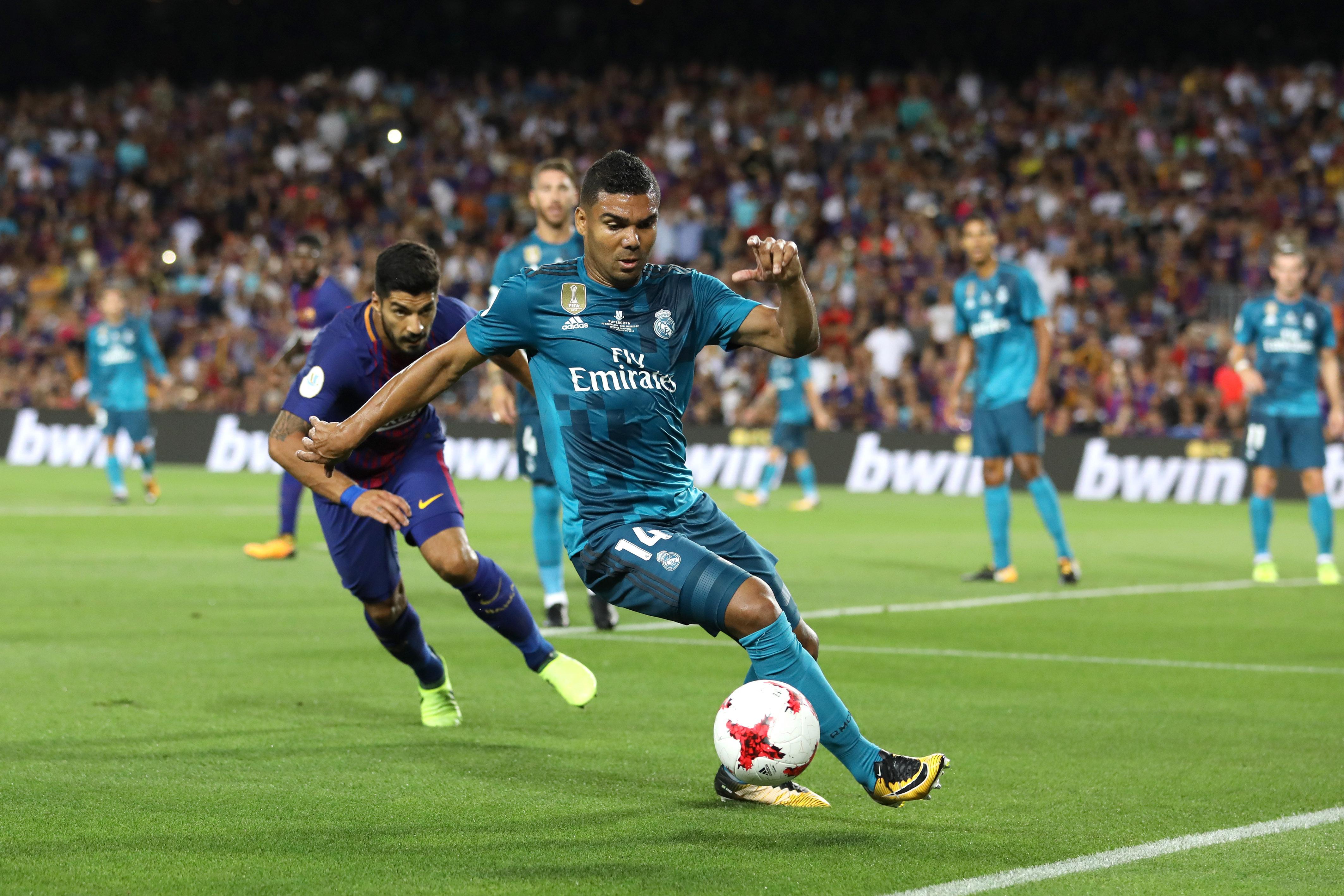 Manchester United show interest in Real Madrid midfielder Casemiro?
