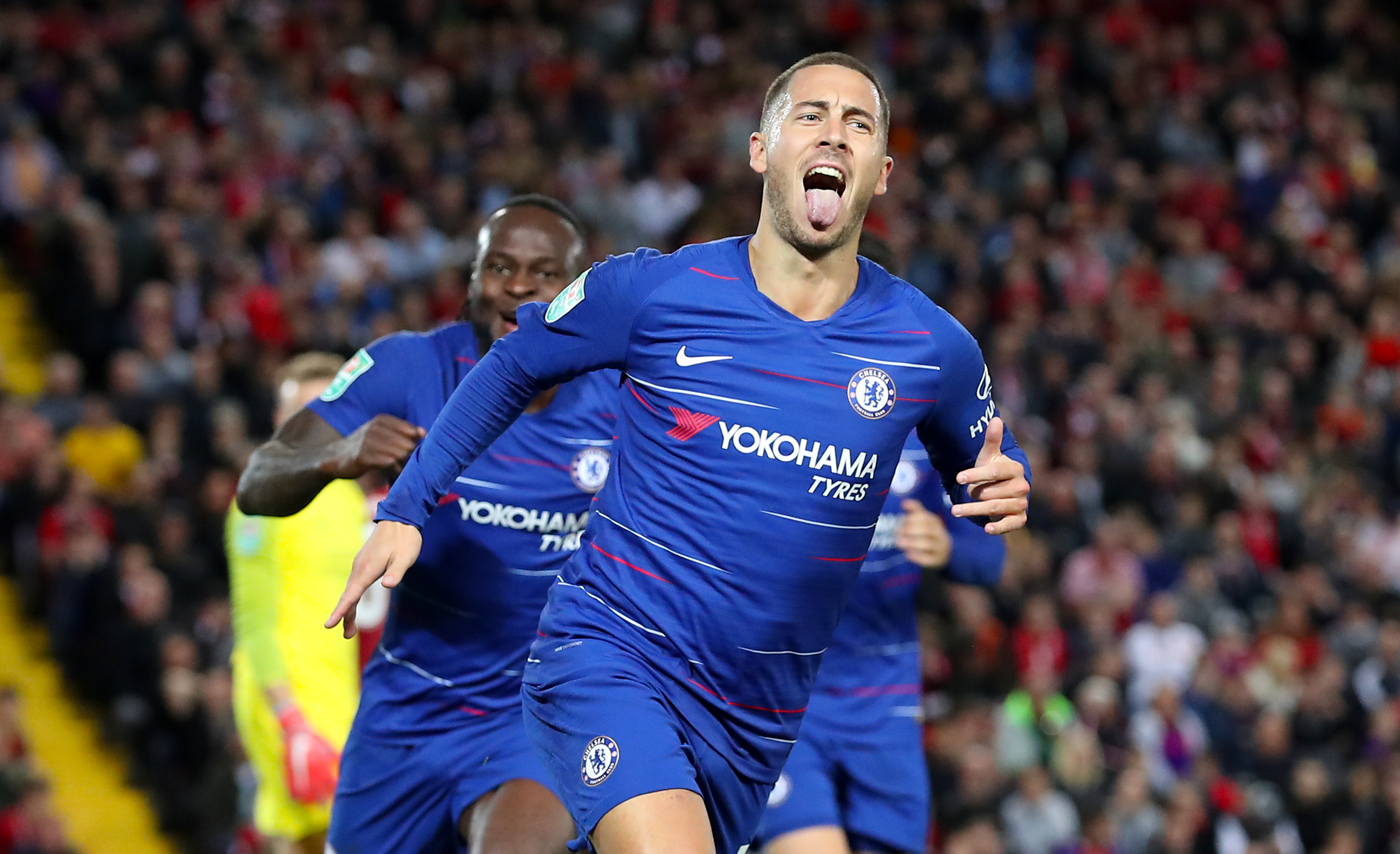 EPL: David Luiz enjoying life under Sarri